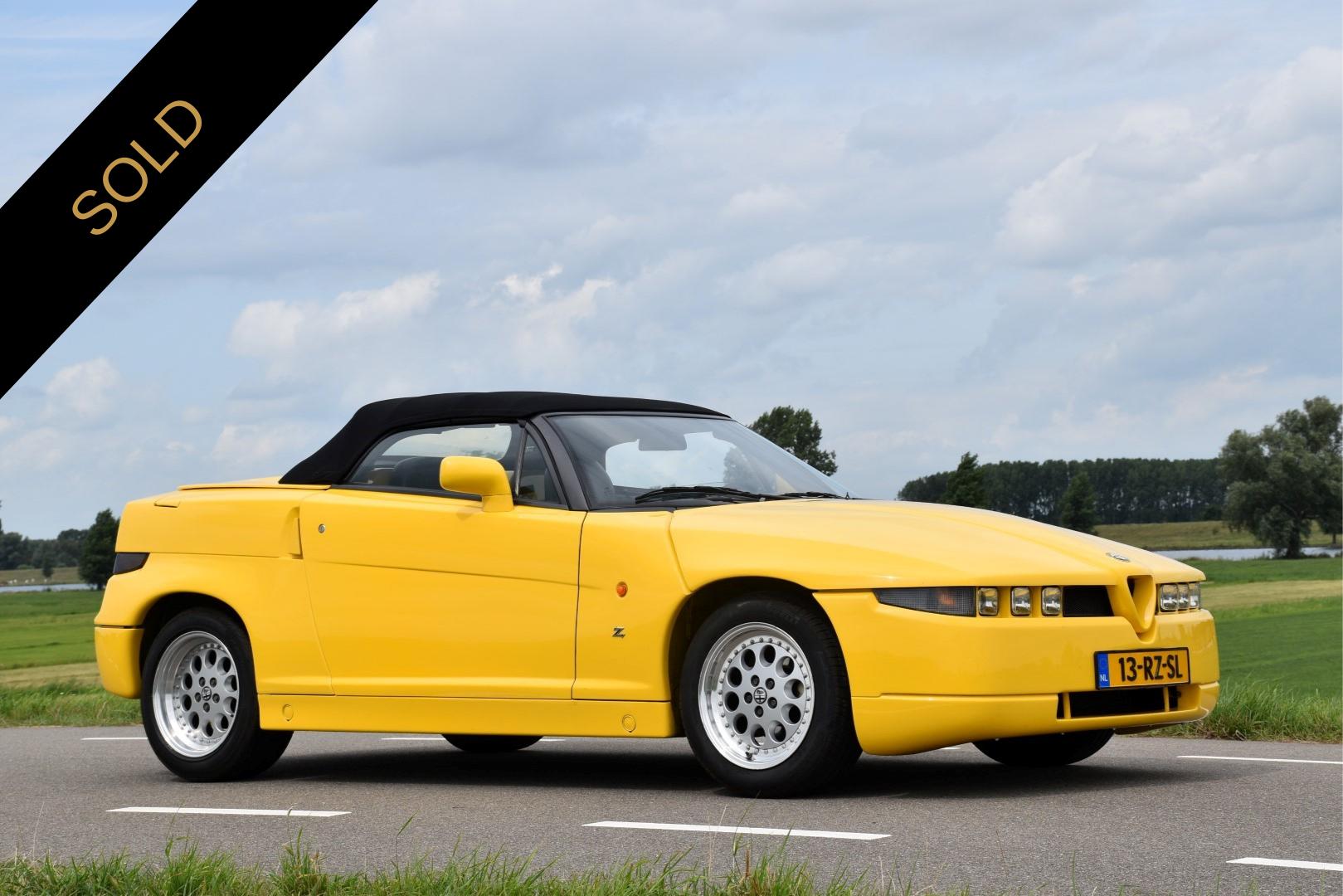 Alfa Romeo_verkocht
