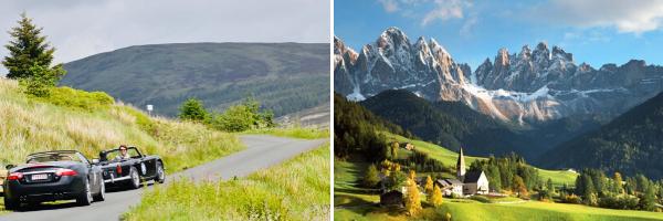 Wheels on Tour goes Austria