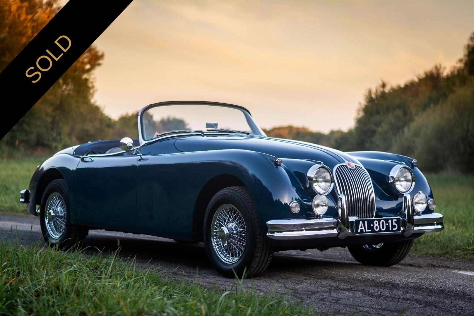 Jaguar Xk150 S_verkocht