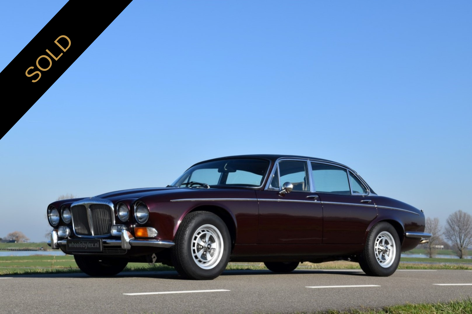 Daimler Vanden Plas Double Six