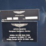 2004 Aston Martin DB7 vantage 16