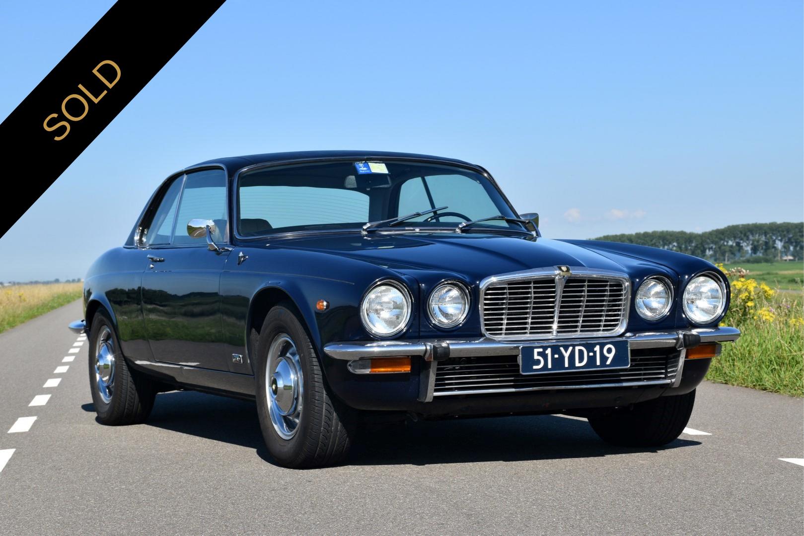 Jaguar XJ6 serie 2