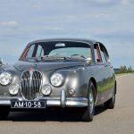 jaguar MKII Saloon 3.4 overdrive 49