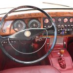 jaguar MKII Saloon 3.4 overdrive 9