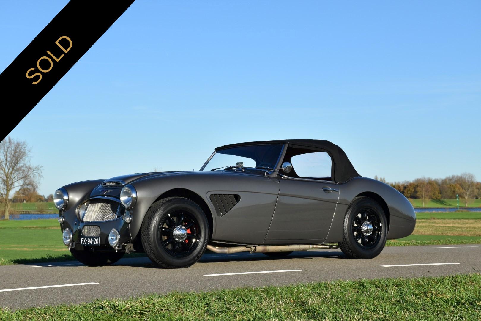 Austin Healey 3000 MKII_sold