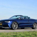 Audi RS5 cabriolet FSI quattro 1