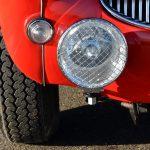 Austin Healey MKI rally 28