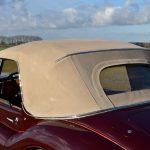 Jaguar XK140DHC 11
