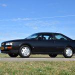Audi coupe 2