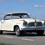 Borgward Isabella coupe 14