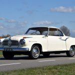 Borgward Isabella coupe 40