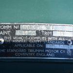 Triumph TR250 22