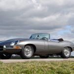 jaguar E-type S1 roadster 1