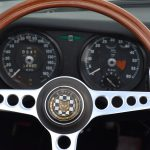 jaguar E-type S1 roadster 12