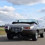 jaguar E-type S1 roadster 30