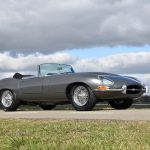 jaguar E-type S1 roadster 38