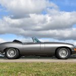 jaguar E-type S1 roadster 4