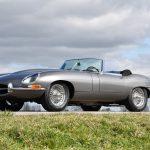 jaguar E-type S1 roadster 49