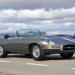 jaguar E-type S1 roadster 5