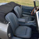 jaguar E-type S1 roadster 8