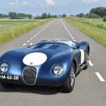 Jaguar C-type replica - 41